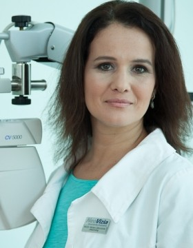 Miriam Záhorcová, M.D.